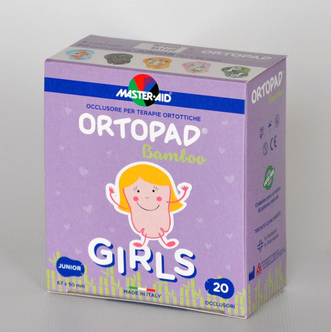 Ortopad lányka