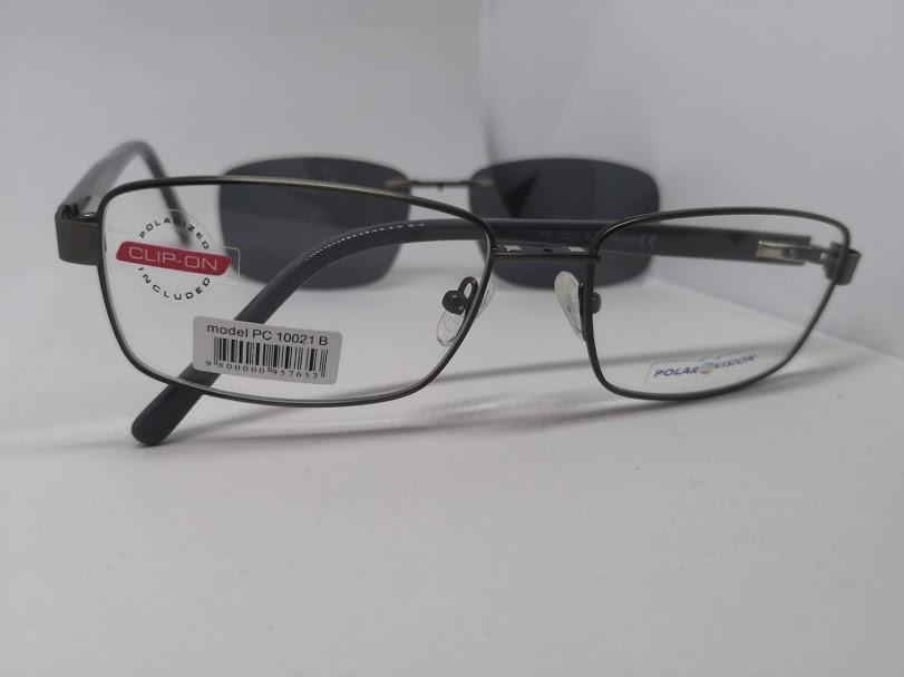 Polar Vision 10021 optikai+napszemüveg
