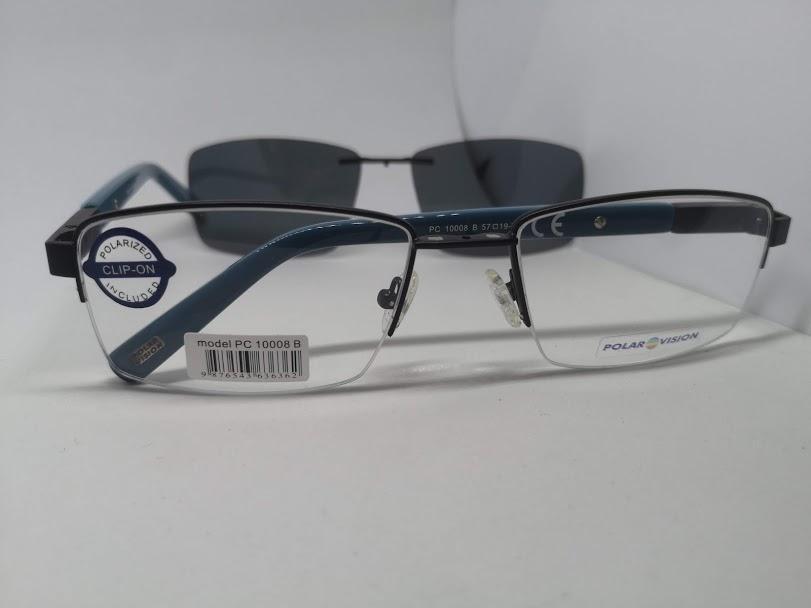 Polar 10008 optikai+napszemüveg