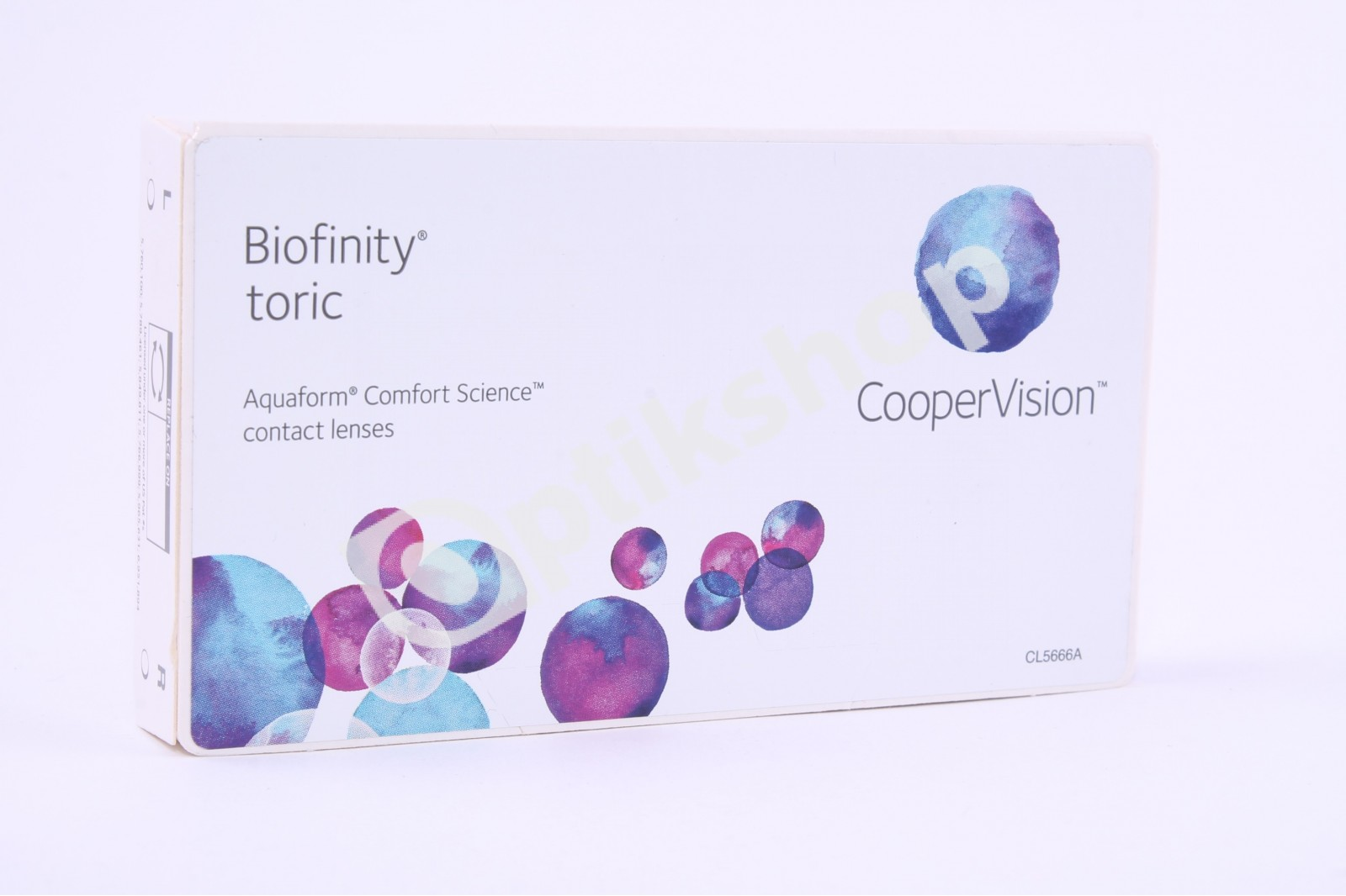 Biofinity Toric   3db