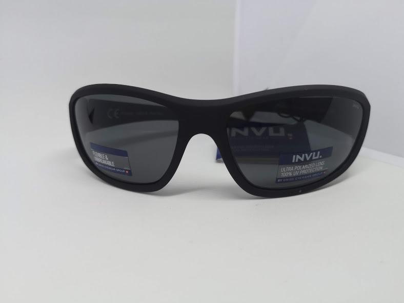 Invu A2501B Rubber Black