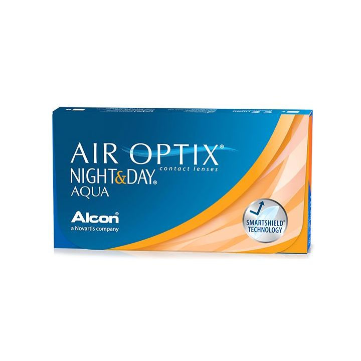 Air Optix Night&Day Aqua 6db