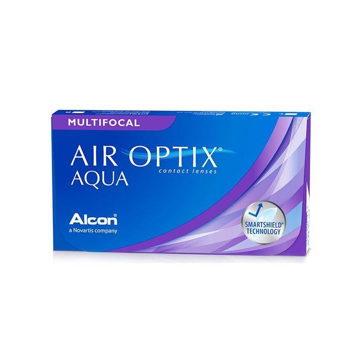Air Optix Aqua multifokális 3db